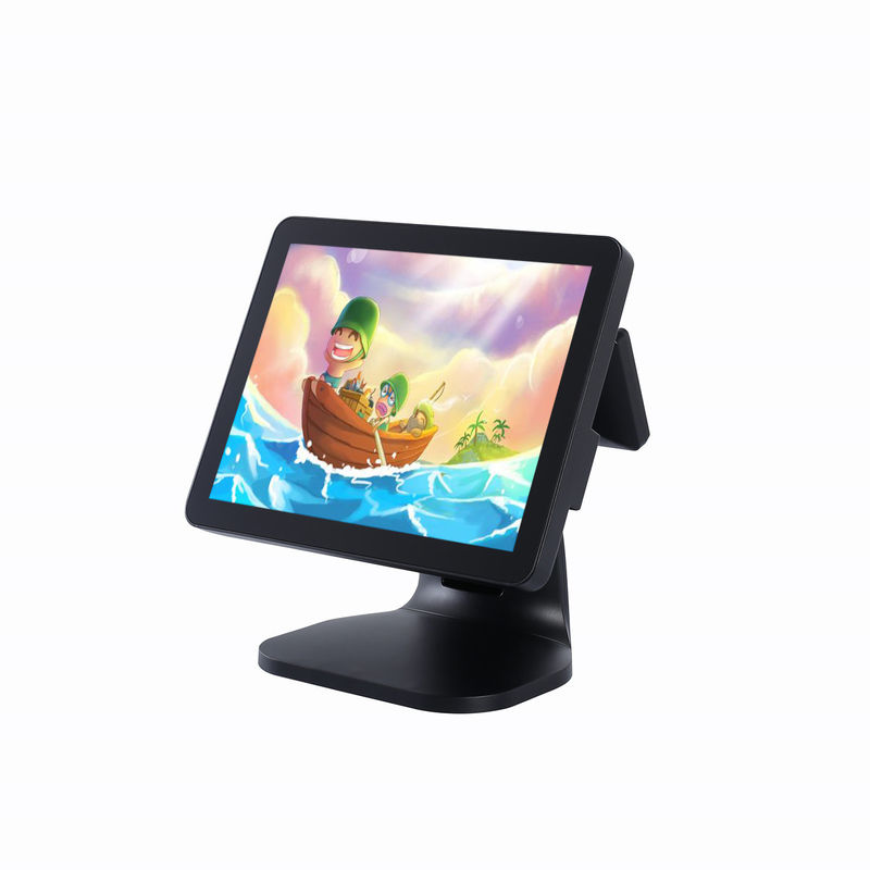 High Performance All In One Windows Pos System 1024 X 768 Pixels With VFD